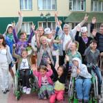 В Новосибирске после реконструкции откроют лагерь для детей-инвалидов