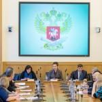 В Минобрнауки России обсудили вопросы медицинского оснащения коррекционных образовательных организаций