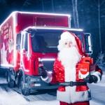 «Рождественский караван Coca-Cola» взял курс на Иваново