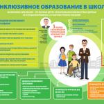 Что представляет собой инклюзивное образование в России сегодня?