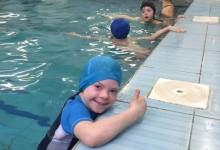 Брянский центр «Гармония» провел спортивные соревнования для солнечных детей
