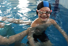 Как первый проект по инклюзивному плаванию в Московской области помогает детям-аутистам