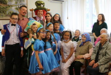 Театральный спектакль с участием детей с инвалидностью представили в Подмосковье