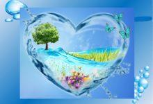 Конкурс проекта Вода России в честь Всемирного дня водных ресурсов!